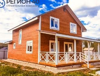 Продается новый дом в Московской области по Киевскому шоссе