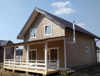 943, Продам двухэтажный загородный дом от собственника для круглогодичного проживания со всеми коммуникациями.