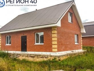 Дом в Кабицыно Обнинск с газом кирпичный дом