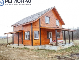 945, Дом 130 кв.м. в жилой деревне по Киевскому шоссе