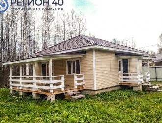958, Одноэтажный дом для постоянного проживания в Калужской области
