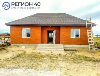 973, Кирпичный дом 130 кв.м. в 5 км от города Малоярославец
