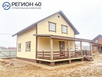 Дом в Наро-Фоминском районе от Застройщика